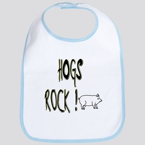 Hogs Rock ! Bib