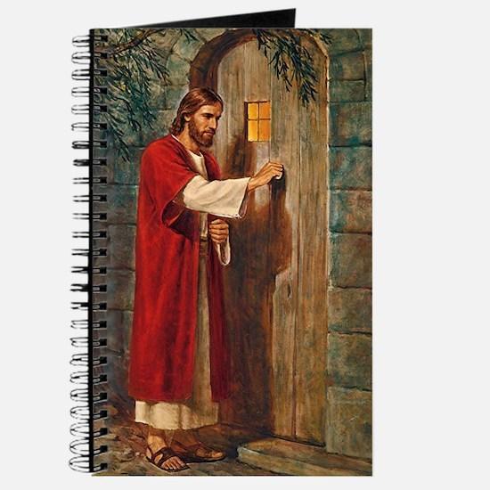 Jesus Knocks On The Door Journal