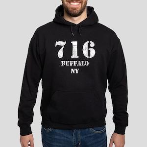 716 Buffalo NY Hoodie