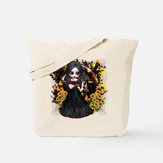 Spring Equinox - Ostara Design Tote Bag