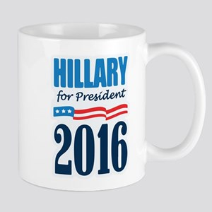 Vote for Hillary Mugs