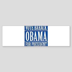 obama03 Bumper Sticker