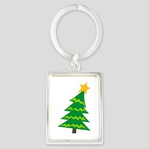 CHRISTMAS TREE MINI Keychains