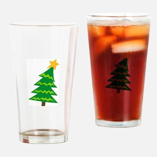 CHRISTMAS TREE MINI Drinking Glass