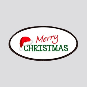MERRY CHRISTMAS Patch