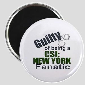 CSI: New York Fantic Magnet