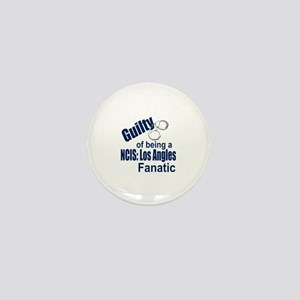 NCIS: Los Angeles Fantic Mini Button