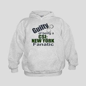 CSI: New York Fantic Kids Hoodie
