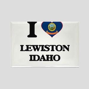 I love Lewiston Idaho Magnets