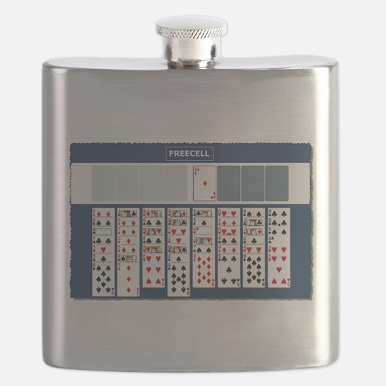 Freecell Solitaire Flask