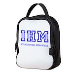 IHM WILMINGTON DE Neoprene Lunch Bag