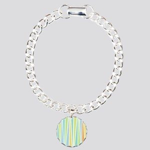 Cute Retro Charm Bracelet, One Charm