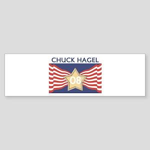 Elect CHUCK HAGEL 08 Bumper Sticker