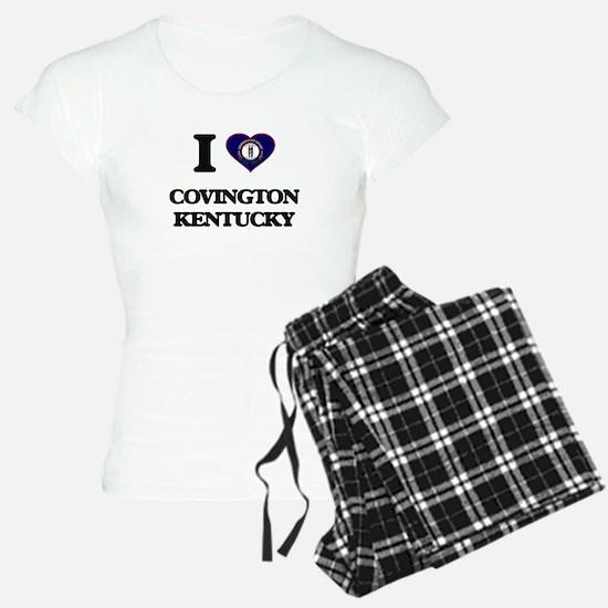 I love Covington Kentucky Pajamas