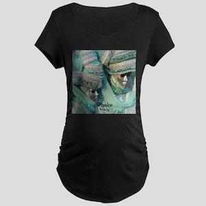 Fancy Dress Couple Maternity T-Shirt