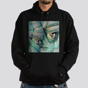 Fancy Dress Couple Hoodie
