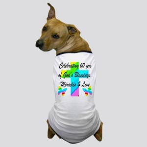 60 YR OLD PRAYER Dog T-Shirt