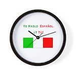 Yohablo/Wall Clock