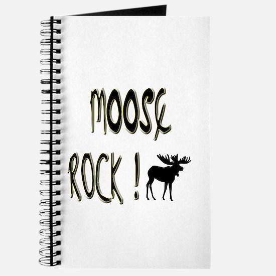Moose Rock ! Journal