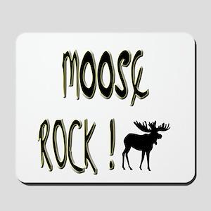 Moose Rock ! Mousepad