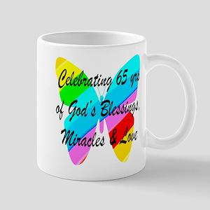 65 YR OLD PRAYER Mug