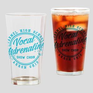 Glee Vocal Adrenaline Drinking Glass