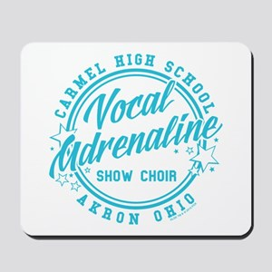 Glee Vocal Adrenaline Mousepad