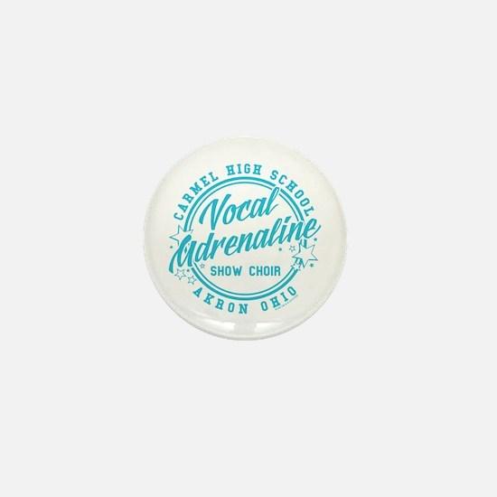 Glee Vocal Adrenaline Mini Button