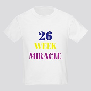 Personalized Gestational Age T-Shirt