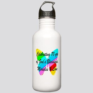 GOD LOVING 70TH Stainless Water Bottle 1.0L