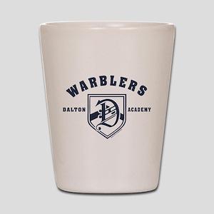 Glee Dalton Academy Warblers Shot Glass