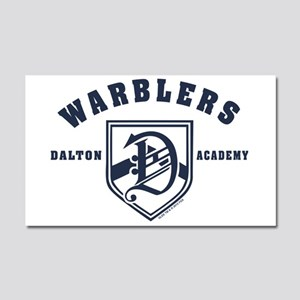 Glee Dalton Academy Warblers Car Magnet 20 x 12