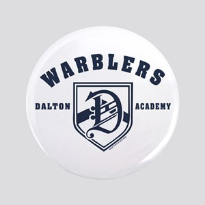 Glee Dalton Academy Warblers Button