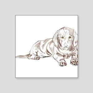 Dachsund Sticker