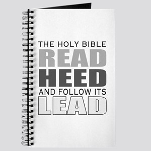 Christian bible leader Journal