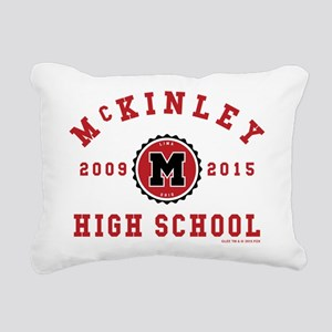 Glee McKinley High Schoo Rectangular Canvas Pillow
