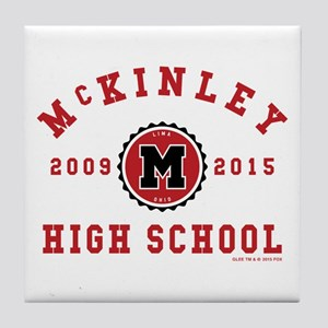Glee McKinley High School 2009-2015 Tile Coaster