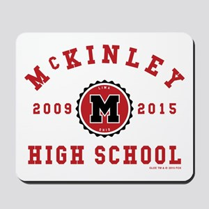 Glee McKinley High School 2009-2015 Mousepad