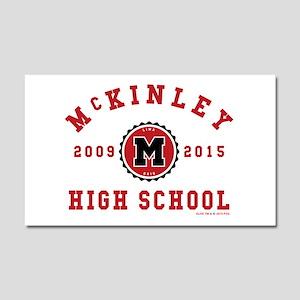 Glee McKinley High School 2009- Car Magnet 20 x 12