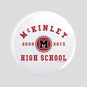 Glee McKinley High School 2009-2015 Button