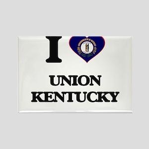 I love Union Kentucky Magnets