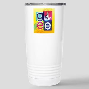 Glee Colorful Stainless Steel Travel Mug
