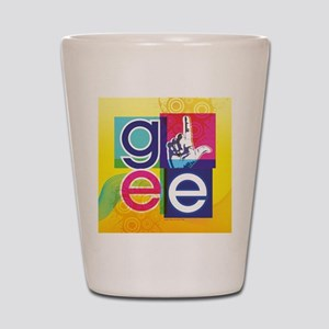 Glee Colorful Shot Glass