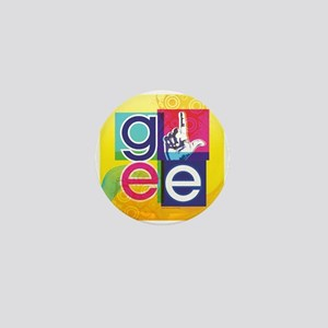 Glee Colorful Mini Button