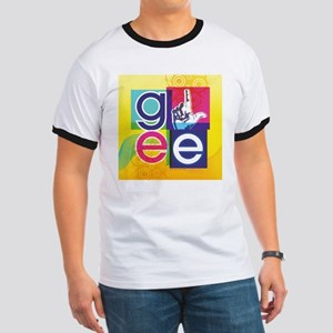 Glee Colorful Ringer T