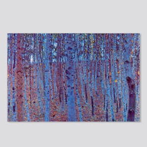 Beech Forest by Gustav Kl Postcards (Package of 8)