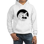 Saw Blade Rex Hooded Sweatshirt