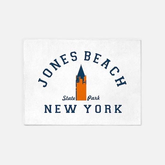 Jones Beach 5'x7'Area Rug