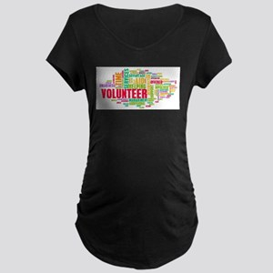Volunteer Maternity T-Shirt