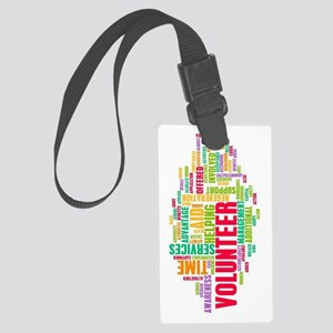 Volunteer Large Luggage Tag